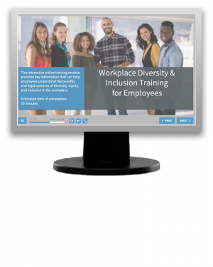 Workplace Diversity & Inclusion Training for Employees