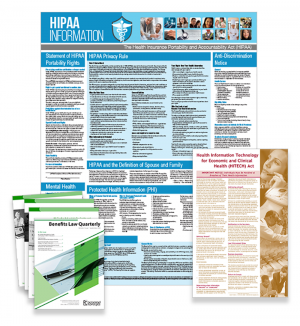 HIPAA Compliance Poster Subscription