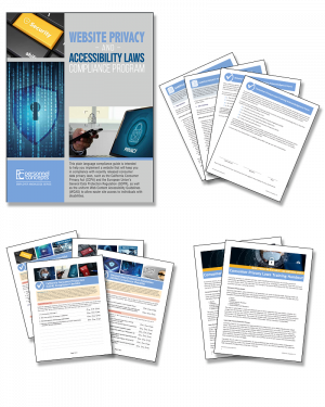 Website Privacy & Accessibility Laws Compliance Program (Digital)